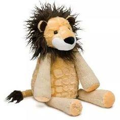 Roarbert the Lion www.tammyallison.scentsy.ca