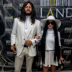 Image result for john and yoko costume