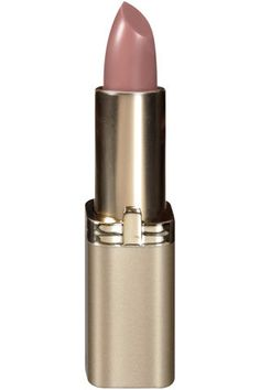 The best-selling, highest-rated, most beloved shades of all time: L'Oréal Paris Colour Riche Lipstick in Fairest Nude. Get it here.