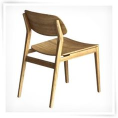 Currant Bamboo Dining Chairs- Set of 2