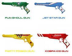 Killjoys ray guns from the danger days