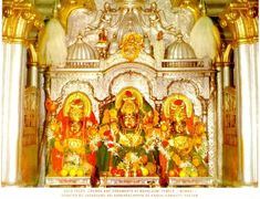 Mahalaxmi Temple Mumbai – A Place Filled With Spirituality and Divinity - The Mahalaxmi #temple #Mumbai is an incredible piece of #architecture, spirituality and #divinity. #destination
