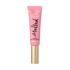 Melted Liquified Long Wear Lipstick in Melted Peony- Too Faced