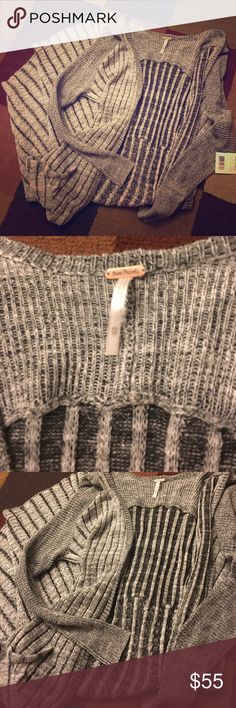 FREE PEOPLE CARDIGAN Size Xsmall. New. Free People Sweaters Cardigans