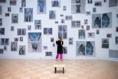 'Ann Hamilton: the common Ann Hamilton, SENSE' at Henry Art Gallery in Seattle (photo by Chona Kasinger, all images courtesy Henry Art Gallery)