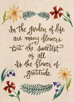 PRIVATE Garden of Life poem by penmeetpaper on Etsy