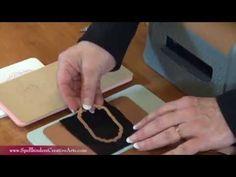 How to Use the Spellbinders Artisan X plorer by spellbinders paper arts. www.cutathome.com