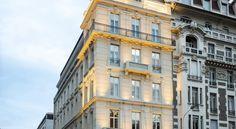 泊ってみたいホテル・HOTEL|フランス>リヨン>ベルクール広場から徒歩17分のリヨン中心部>オッコ オテル リヨン ポン ラファイエット(Okko Hotels Lyon Pont Lafayette)
