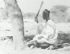 Jean Rouch,  Les magiciens du Wanzerbe, 1949.