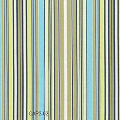Amy Butler Fabric - Oxford Stripe in Okra from Belle