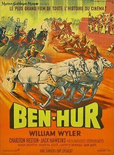 Affiches anciennes  de cinema....réépinglé par Maurie Daboux .•*`*•. ❥