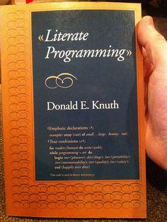 Literate Programming by drdrang, via Flickr