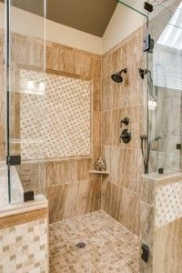 Bathroom Tiles and Design Ideas http://www.DFWImproved.com #BathroomDesign #BathroomTiles