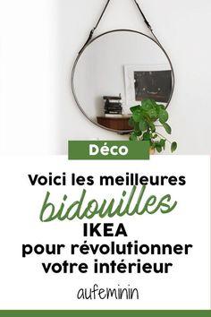 6 hacks IKEA à la portée de tous pour révolutionner votre intérieur ! #aufeminin #ikea #ikeahacks #ikeahack #hack #hackikea #diy #bidouilles #bidouillesikea #idéesdéco #déco #décoration #inspiration #inspirationdéco