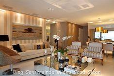 Modernidade e sofisticação! Se você gosta de decorar sua sala de estar com mais requinte e modernidade, a melhor escolha é colocar u...