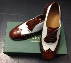 My New Spectators | A Dandy´s Life #spectators #spectator+shoes #co-respondent #two-tone shoes #dandy #spectator+schuhe #men+shoes #shoes