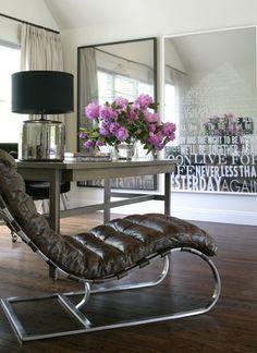 Beautiful Purple Office Ideas
