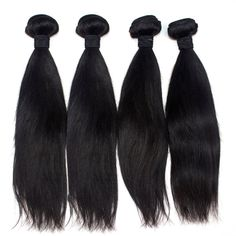 10~28 Inches Indian Straight Virgin Hair Extension,Total 400g(100g/Bundle),Pack of 4,Natural Black,Indian Virgin Hair,Cheap Human Hair Extension(26 26 28 28) ** This is an Amazon Affiliate link. Click on the image for additional details.