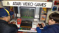 Atari retail kiosk