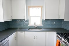 kitchen window trim - Google Search