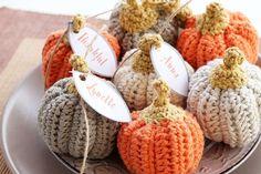 Crochet Pumpkin Pattern, Easy Crochet Patterns, Crochet Patterns Amigurumi, Knitting Patterns Free, Free Knitting, Free Pattern, Sewing Patterns, Thanksgiving Crochet, Holiday Crochet