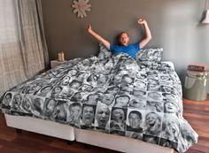 Bettwäsche im Schlafzimmer – lustige Geschenkideen für Männer
