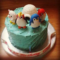 Cris Erl's Badanamu-themed cake! Check out more on Instagram #Badanamu