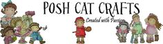 posh cat crafts blog