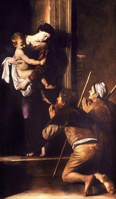 Notre Dame du Caravaggio m'a protégé ! Dans ma vie, j'ai toujours gardé Marie dans mes pensées. Elle est pour moi une mère, une compagne, une amie, et je suis attentif à ce qu'elle désire. Un petit incident m'a frappé à son égard.