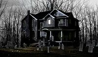 Thornhill Woods haunted house (Ontario)