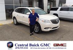https://flic.kr/p/Dz3Nvo | Happy Anniversary to Donna on your #Buick #Enclave from Brian Romine at Central Buick GMC! | deliverymaxx.com/DealerReviews.aspx?DealerCode=GHWO