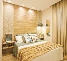 Com criatividade aliada a versatilidade desse revestimento, é possível dar vida nova as sobras do piso laminado reaproveitando as réguas na decoração.