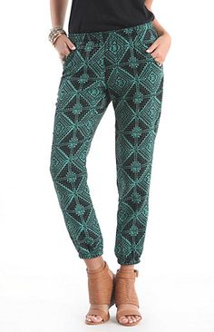 This are my new favorite pair of pants! They are so comfortable! Nollie Challis Pants at PacSun.com