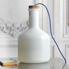 White Lab Cylinder Lamp - Lighting - Autumn
