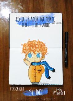 Astro Boy / Fanart / Técnica - Chibis Por: Matheus Fernandes  Músicas: Daniela Araújo