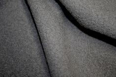 Grey Toscana - Boiled Wool - Wool - Tessuti Fabrics - Online Fabric Store - Cotton, Linen, Silk, Bridal & more