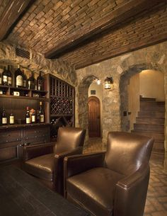 Cellar (man cave) - Click image to find more Design Pinterest pins