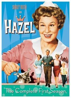 Hazel with Shirley Booth