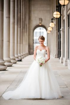 Tara Keely ballgown: http://www.stylemepretty.com/collection/2439/