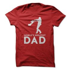 Greatest Dad T Shirts, Hoodies. Check Price ==► https://www.sunfrog.com/Holidays/Greatest-Dad-43967612-Guys.html?41382