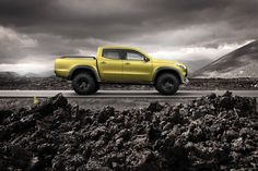 The Mercedes X-Class was shown off in two different trims