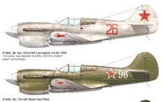 Soviet P-40M