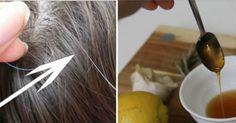 Questo potente rimedio elimina con successo i capelli grigi. Inoltre, aiuta la salute della pelle [Leggi Tutto...]