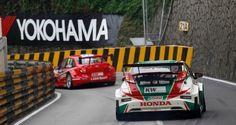 Mundial de Grande Turismo (WTCC) no circuito de Vila Real em 2015 | Ipressjournal