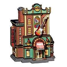 Department 56 Original Snow Village Hard Rock Cafe -- Be sure to check out this awesome product.