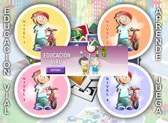 El programa Educación Vial es una solución directa, fácil y entretenida a una de las necesidades de aprendizaje que más demanda la educación infantil: el conocimiento de su entorno más cercano y cómo desenvolverse por él respetando las normas de seguridad y convivencia.