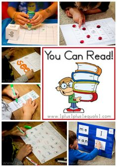 1+1+1=1...You Can Read!