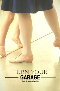 turn your garage into a dance studio with these easy steps