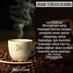 Muslim Quotes, Islamic Quotes, Hijrah Islam, Simple Quotes, Self Reminder, Coffee Quotes, Doa, Wise Words, Allah
