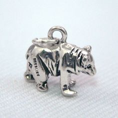 This cute new bear charm is perfect for any bear-lover or Bears fan!